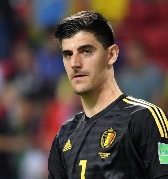 Courtois - Siêu tân binh khủng tại FIFA Online 3