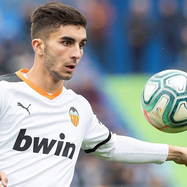 Ferran Torres - Chàng trai tài năng trong làn bóng đá thế giới