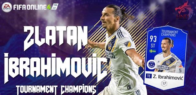 Z.Ibrahimovic - Cầu thủ hàng tấn công sáng giá nhất trong đội hình MU FO3