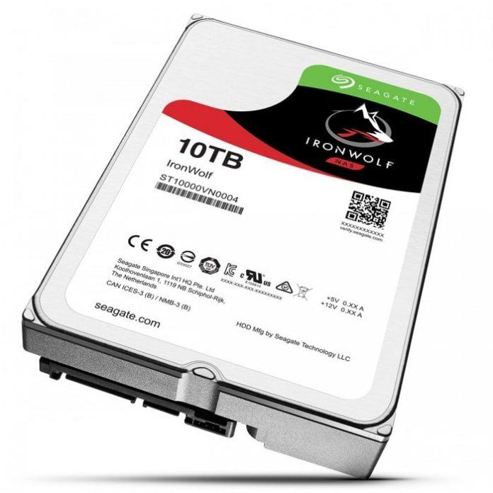 Mua HDD Seagate IronWolf 10TB ở đâu uy tín?