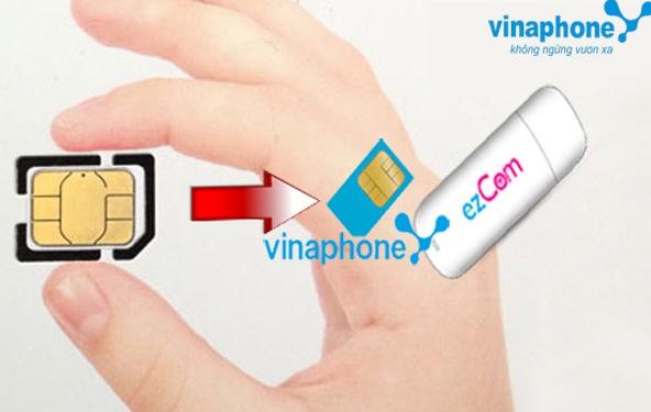 Sim EzCom thích hợp cho những khách hàng có nhu cầu truy cập mạng Internet thường xuyên